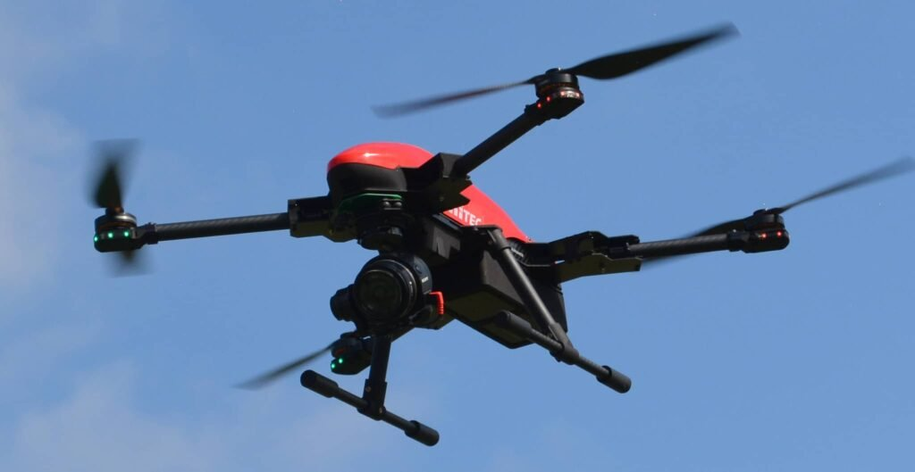 Hitec Commercial Solutions Drone Services