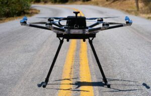 IF1200 Federally-compliant hexacopter