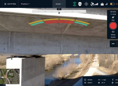 Live Drone Video Streaming