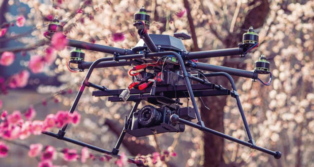 MS-06LA MINISURVEYOR drone