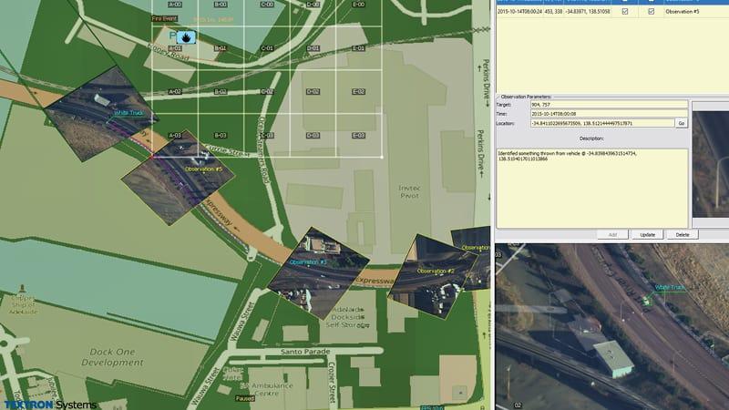 Optice – Geospatial analysis software