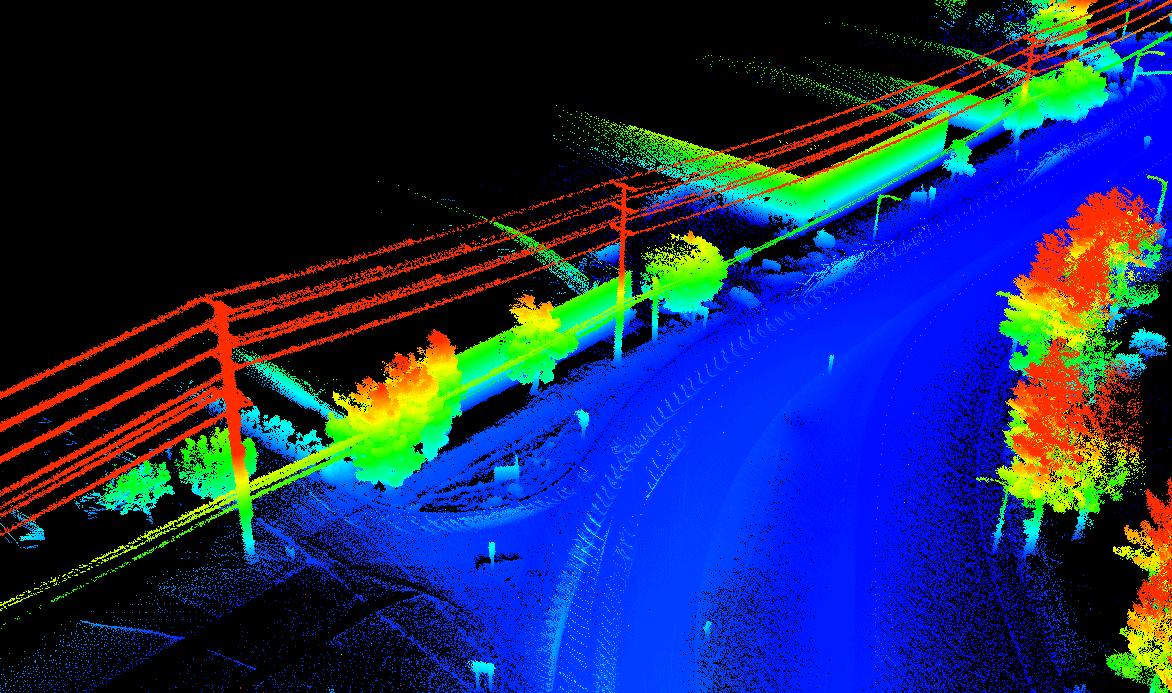 PolyExplore Polyscanner UAV scan image 2