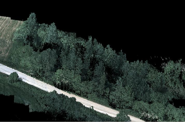 PolyExplore Polyscanner UAV scan image 5