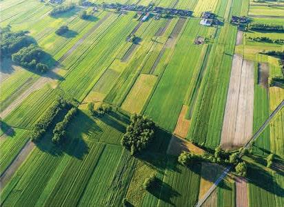 UAV cameras for Precision Agriculture