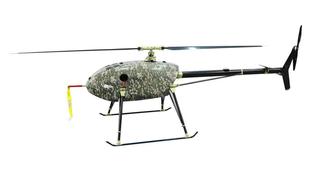 UAVOS UVH-170 Unmanned Helicopter