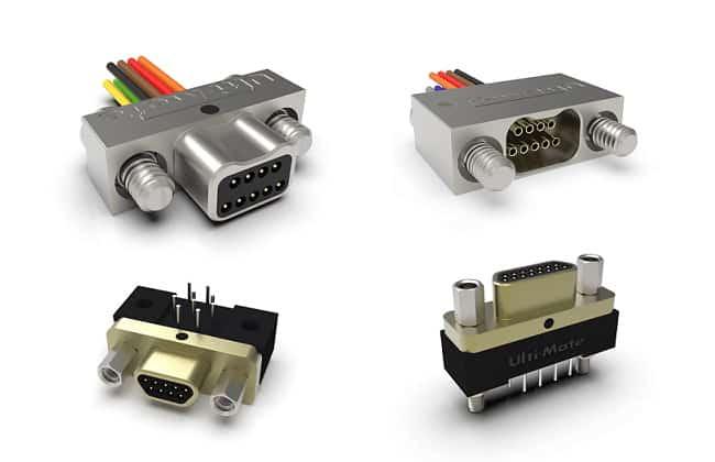 Ulti-Mate Micro and Nano Connectors