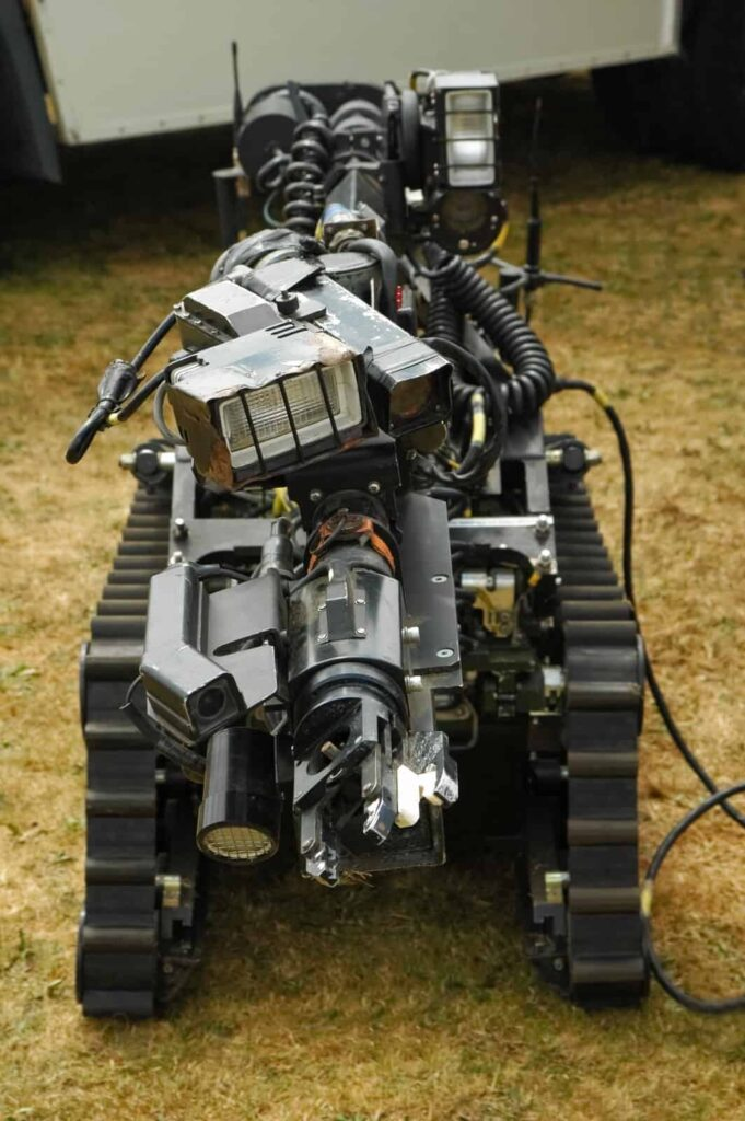 industrial inspection robot