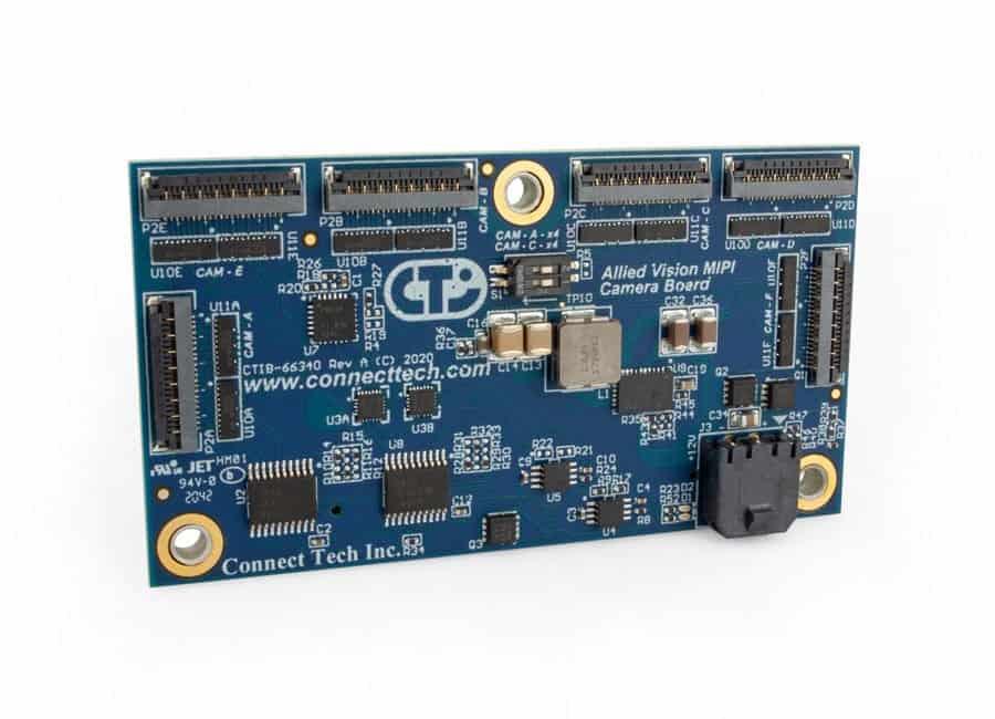 Allied Vision MIPI Camera Board