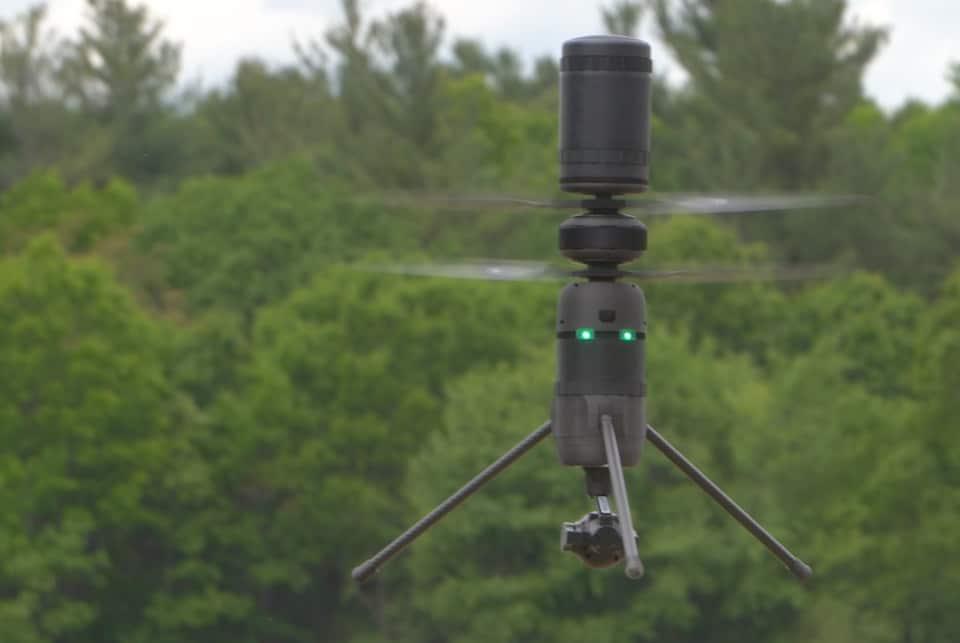 Ascent AeroSystems Spirit Drone
