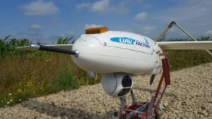 INS for UAV Gimbal Pointing