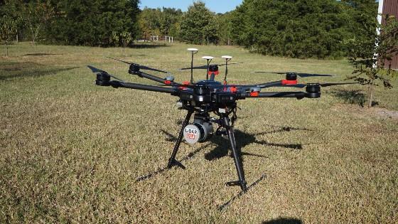 INS for UAV LiDAR Direct Georeferencing