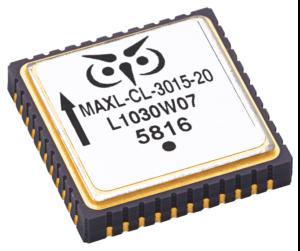 MAXL-CL-3015 MEMS Closed Loop Accelerometer