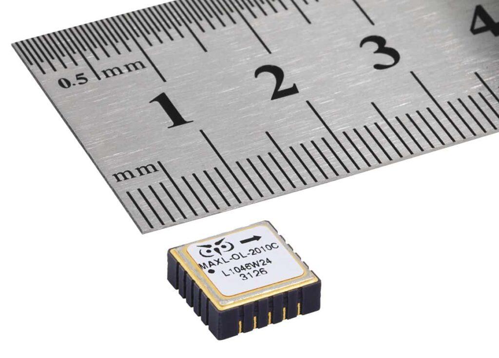 MAXL-OL-2010C Open Loop MEMS Accelerometer
