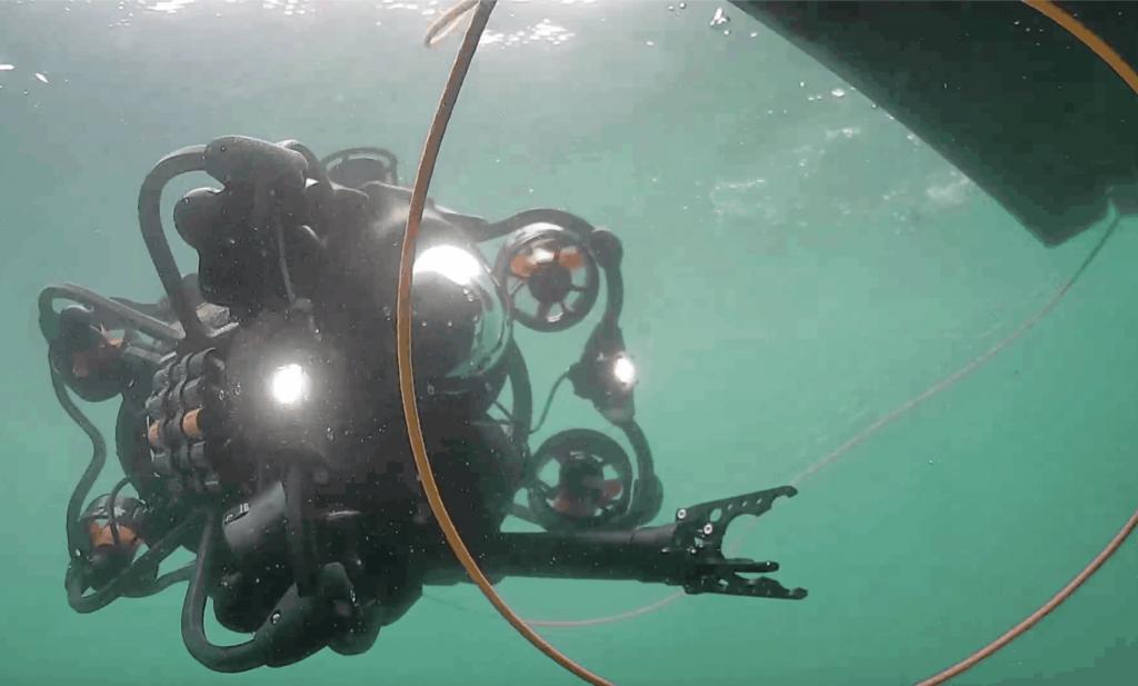 Oceanbotics SVR8 ROV