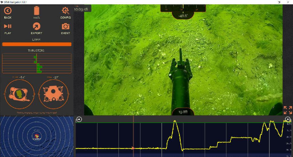 ROV Mission Software