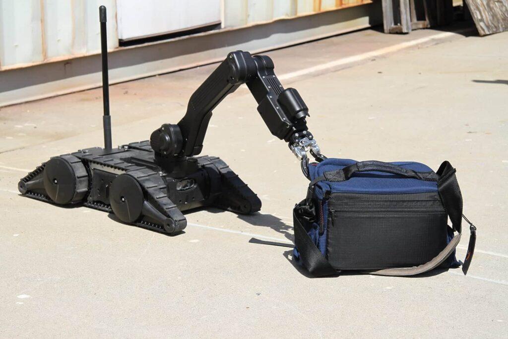 RoboteX AVATAR Tactical Robot