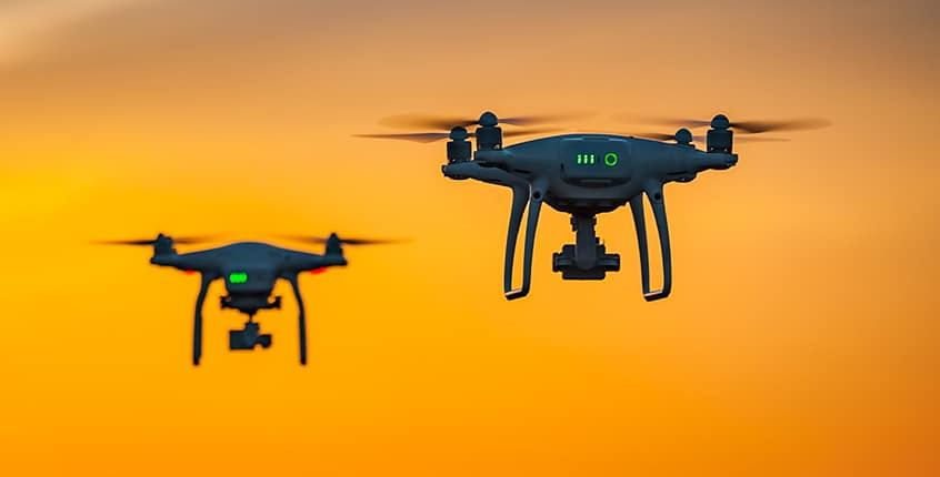 SOARIZON drone services