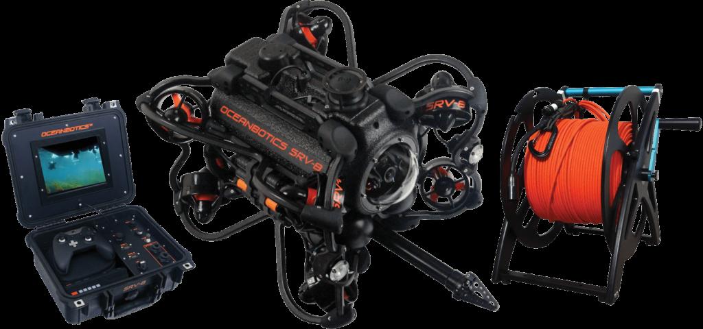 SRV-8 ROV System