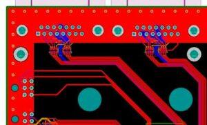 San Francisco Circuits PCB trace widths