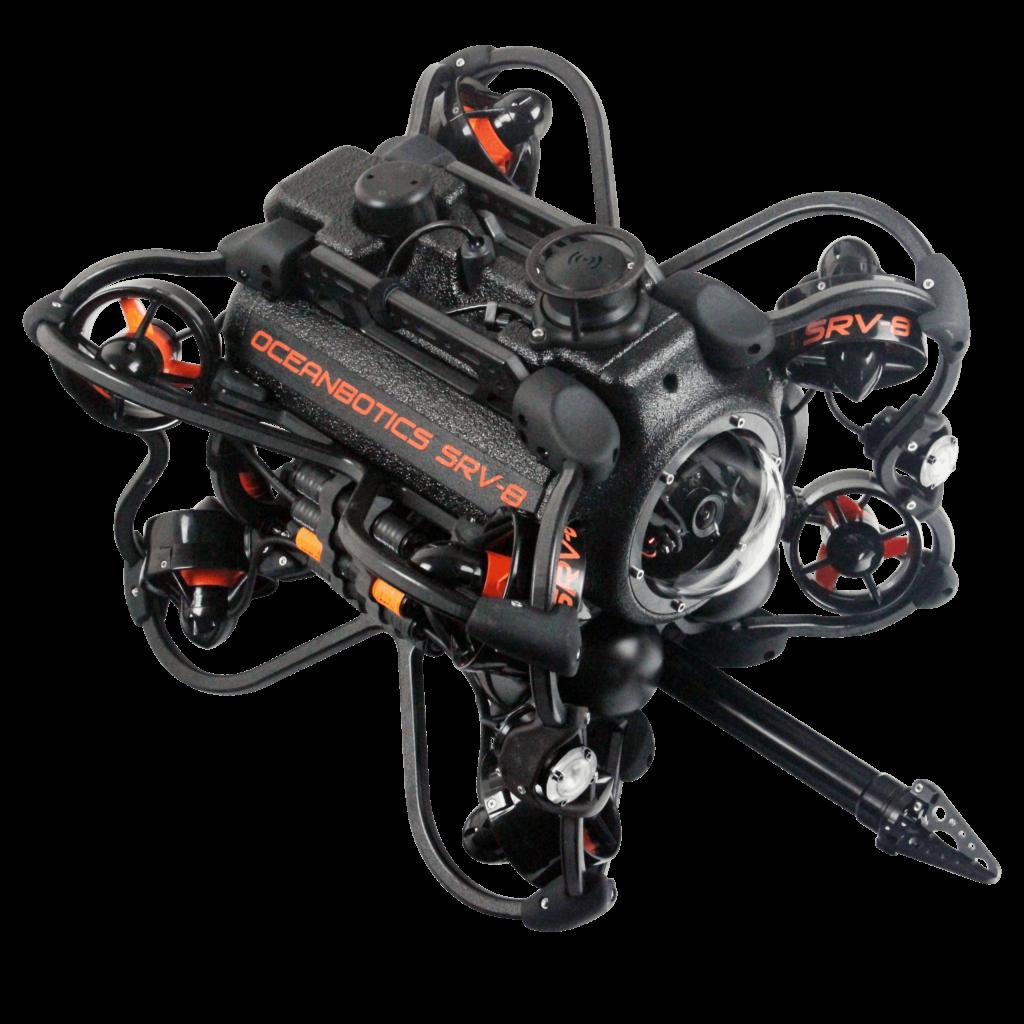 Underwater Inspection ROV