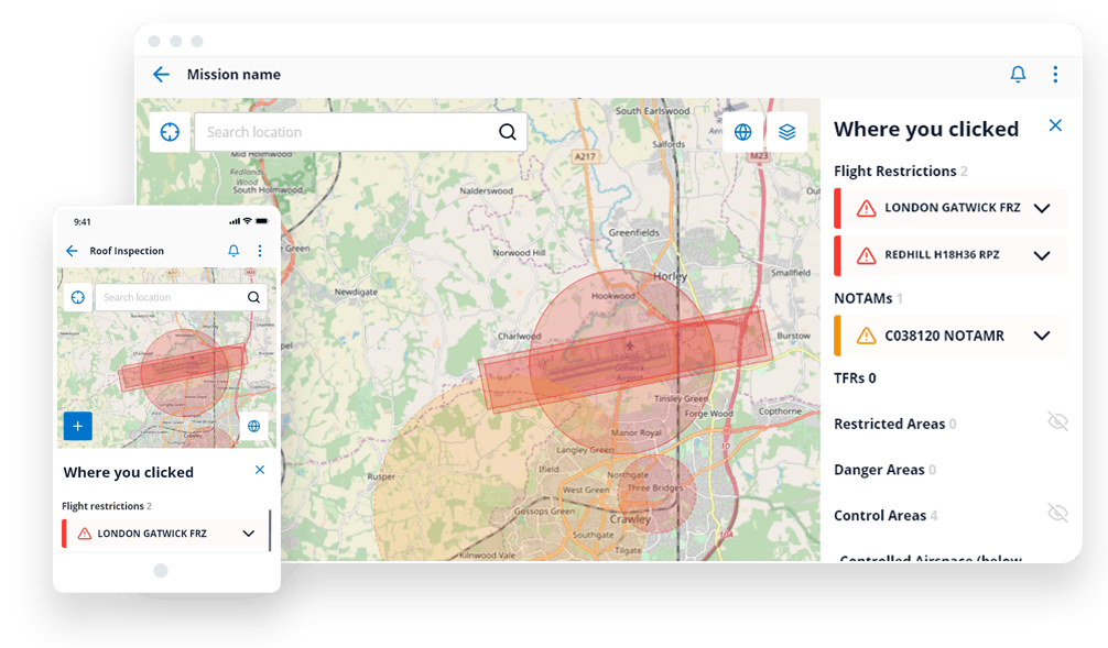 drone-Airspace Intelligence