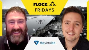 flock fridays - interviews from the drone industry