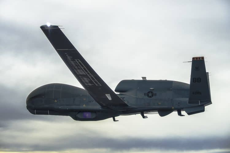 Global Hawk UAS