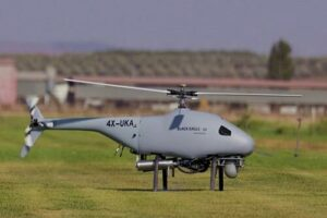 Small tactical unmanned helicopter