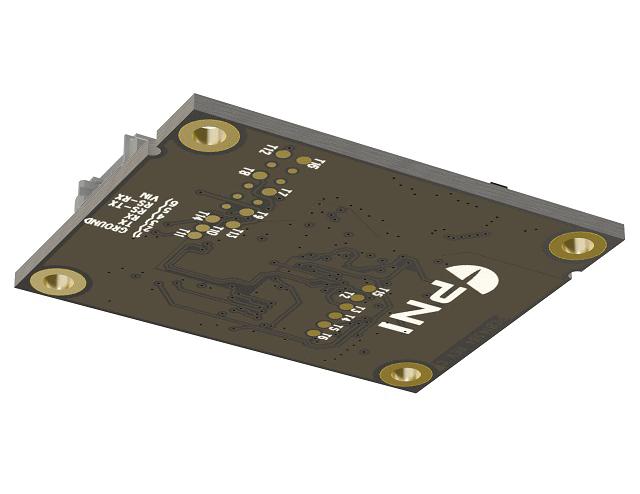 TRAX2 AHRS and digital compass module