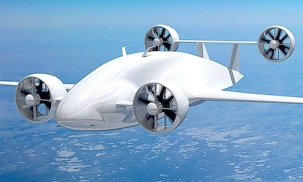 USAF Agility Prime eVTOL aircraft