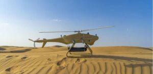 Blowfish A3 VTOL UAV
