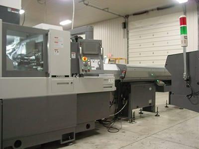 CNC Machining Baker Engineering