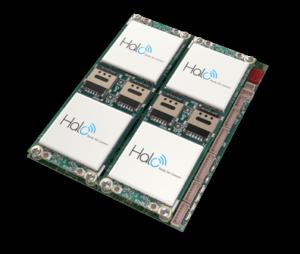 Halo OEM drone communication module