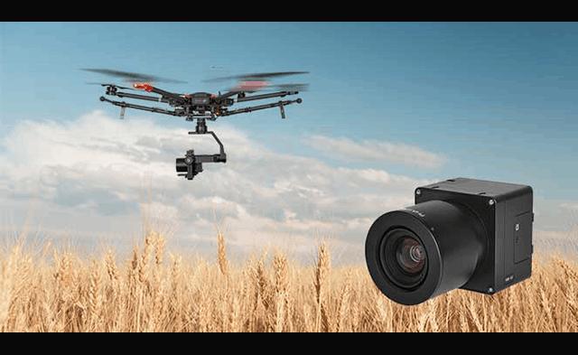 Phase One UAV imaging camera