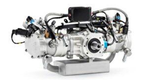 RCV Engines multi-fuel UAV engine