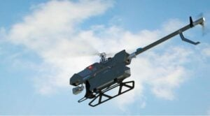 Ranger P2-X Unmanned Helicopter Reconnaissance Drones