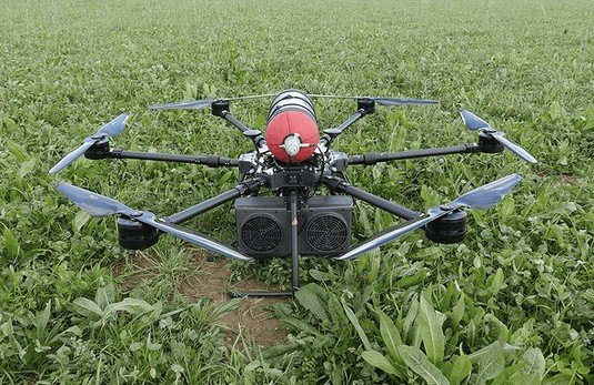 Sensus 6 UAV with Intelligent Energy fuel cell power module