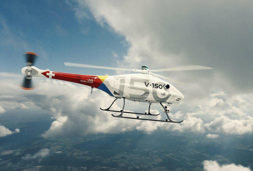 UMS SKELDAR V-150 VTOL UAS