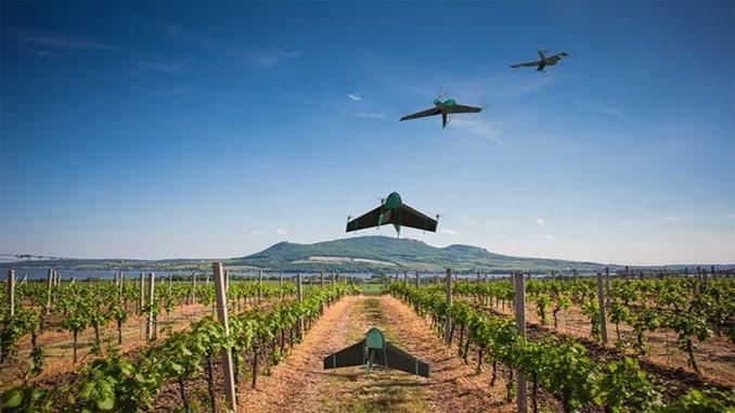 Atmos Marlyn UAV