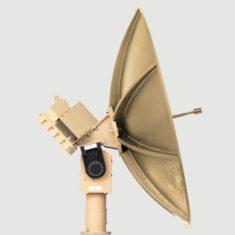 C-Band tactical data link for UAVs