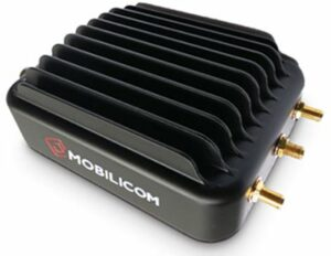 MCU-30 ruggedized wireless drone communications