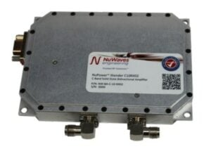 NuPower C10R01 power amplifier