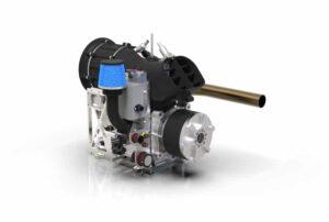 Sky Power SP-55 FI TS UAS generator engine