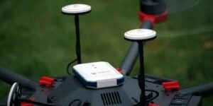 UniFly BLIP drone tracking