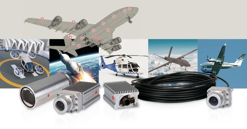 UAV cameras