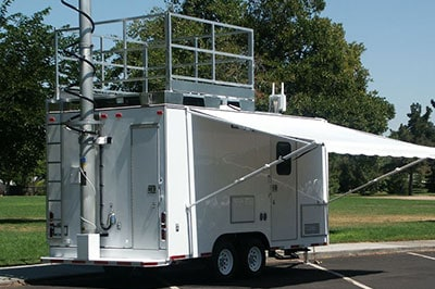 ARS Drone Mobile command center