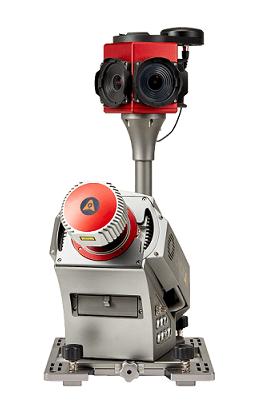 Alpha 3D lidar scanner & mobile mapping system