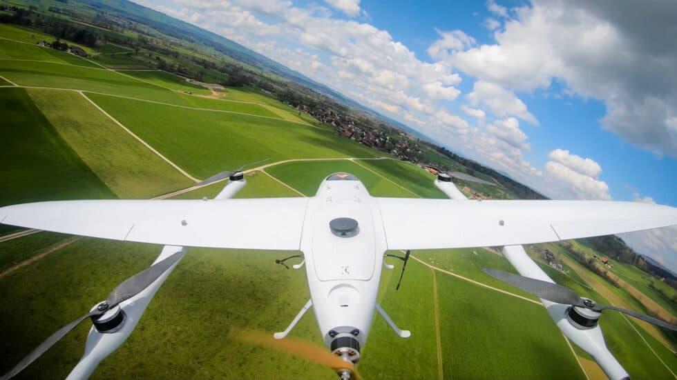 Auterion drone control software