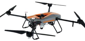 BB4 drone mapping UAV
