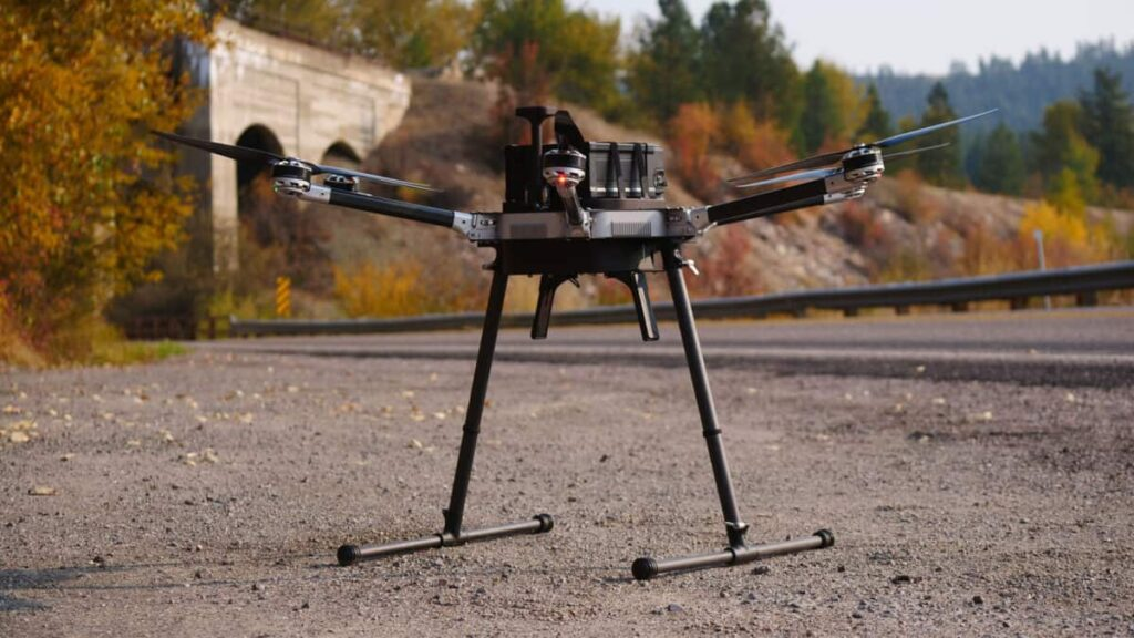 Inspired Flight Heavy-Lift drone